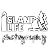 Chincoteague Island Portrait Logo