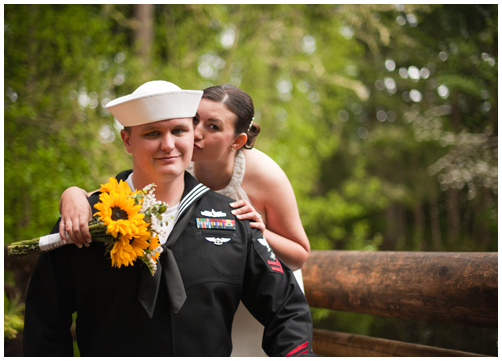 Wedding Whidbey Island Photographer