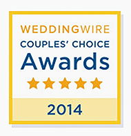 Wedding Wire 2014 Award Island Life Photography