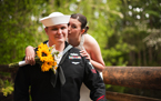 Wedding Photojournalistic Captain Whidbey Inn Photographers