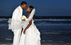 South Beach Wedding Professional Photographer